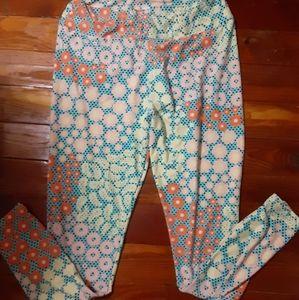 LuLaRoe spring leggings